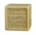 Le Chatelard Mýdlo kostka - Olivový olej, 100g