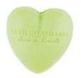 Le Chatelard Mýdlo ve tvaru srdce - Oliva a lipový květ, 25g