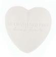 Le Chatelard Mýdlo ve tvaru srdce - Jasmín a mošus, 25g