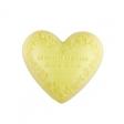 Le Chatelard Mýdlo ve tvaru srdce - Verbena a citrón, 100g