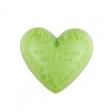 Le Chatelard Mýdlo ve tvaru srdce - Oliva a lipový květ, 100g
