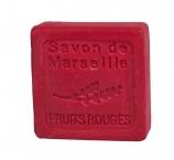Le Chatelard Mýdlo - Červené ovoce, 30g