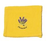 Le Chatelard Ručníček froté - žlutý, 30 x 50 cm