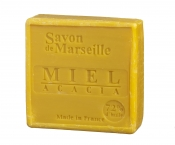Le Chatelard Mýdlo čtverec - Med a akát, 100g