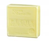 Le Chatelard Mýdlo čtverec - Divoká broskev, 100g