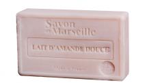 Le Chatelard Mýdlo - Jemné mandlové mléko (Soft Almond Milk), 100g