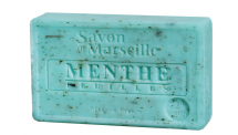 Le Chatelard Mýdlo - List máty (Mint Leaves), 100g