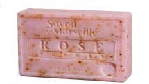 Le Chatelard Mýdlo - Růžové květy (Rose Flowers), 100g