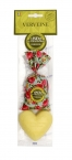 Le Chatelard Vonný pytlíček 18g + mýdlo srdce 100g - Sada Verbena a citrón