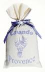 Le Chatelard Levandulový pytlík - smetanový, 100g