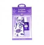 Esprit Provence - Sada mýdla, pytlíku s levandulí a toaletní vody, 25g+5ml
