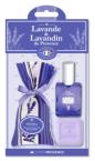 Esprit Provence Sada mýdla, pytlíku s levandulí a toaletní vody, 25g+5ml