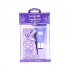 Esprit Provence - Sada mýdla, pytlíku s levandulí a krému na ruce, 25g+30ml