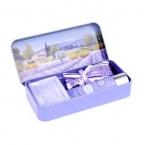 Esprit Provence Set krému na ruce, mýdla a pytlíčku - Řady levandule, 30ml+60g