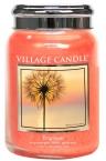 Village Candle Vonná svíčka ve skle - Empower, 26oz