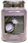 Village Candle Vonná svíčka ve skle - Relaxation, 26oz - Limited edition